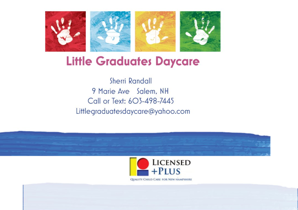 little graduates spring 2018 website ad